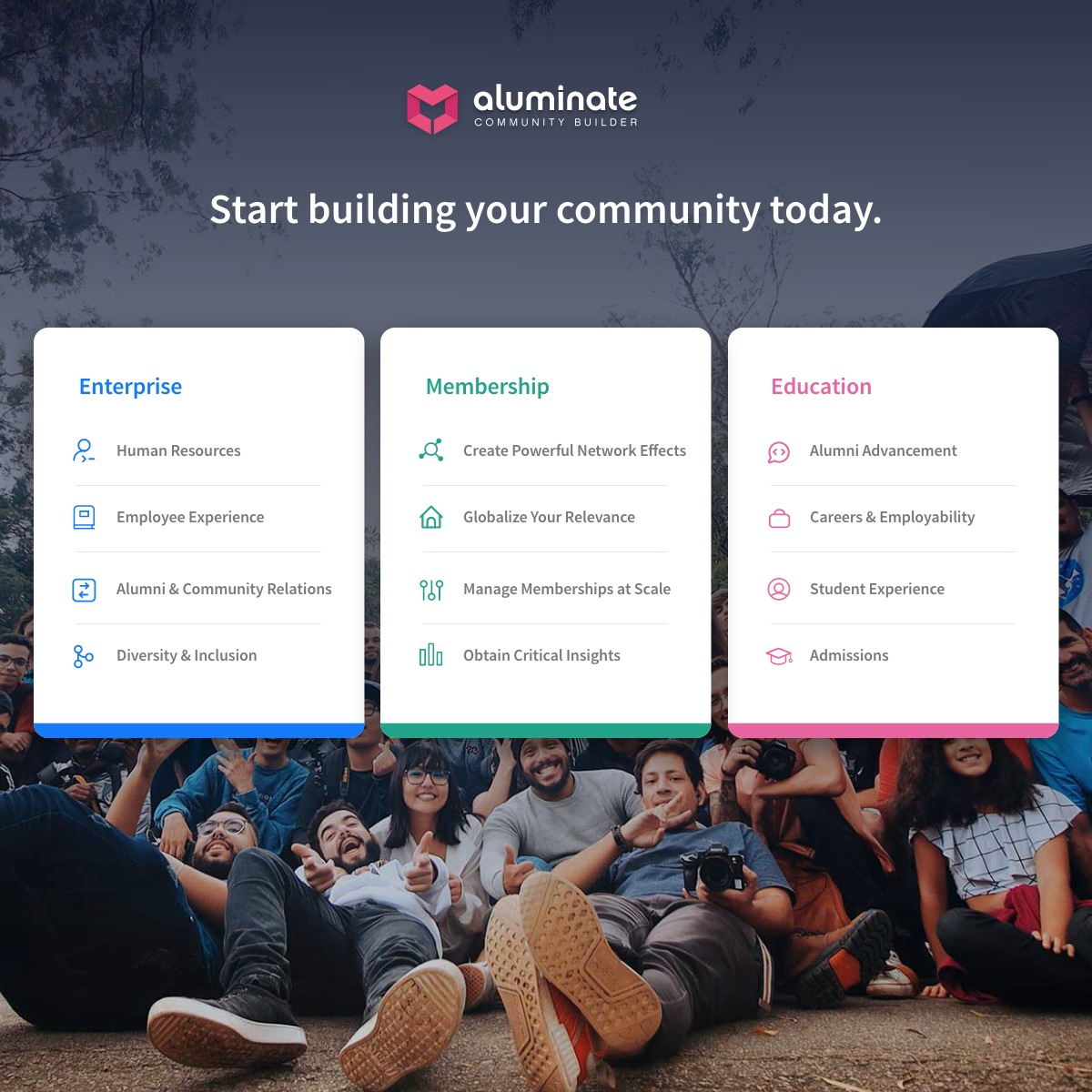 What Community Are You Building