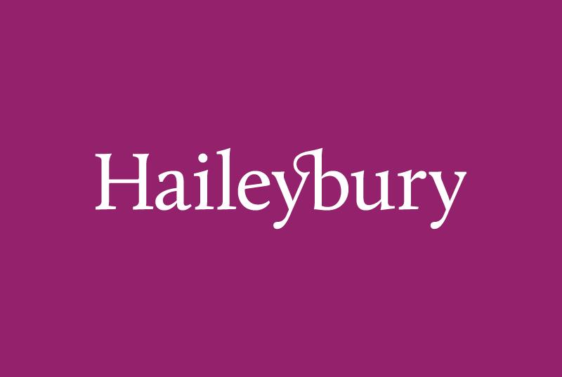 Haileybury-Society