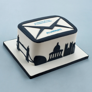 UCL 10 yr Anniversary Cake 15 May 2015