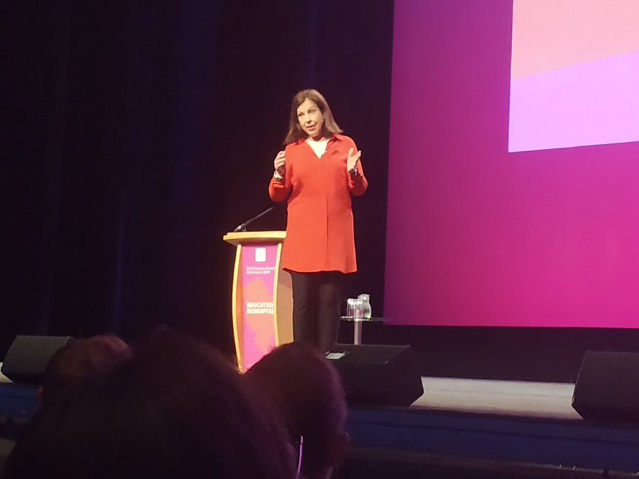 BBC Correspondent Lyse Doubet Keynote