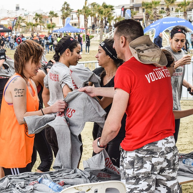 Finding volunteers for your cause