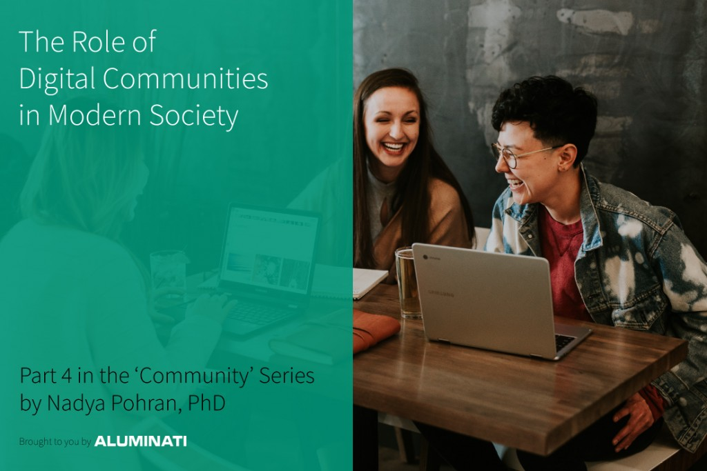 The Role of Digital Communities in Modern Society