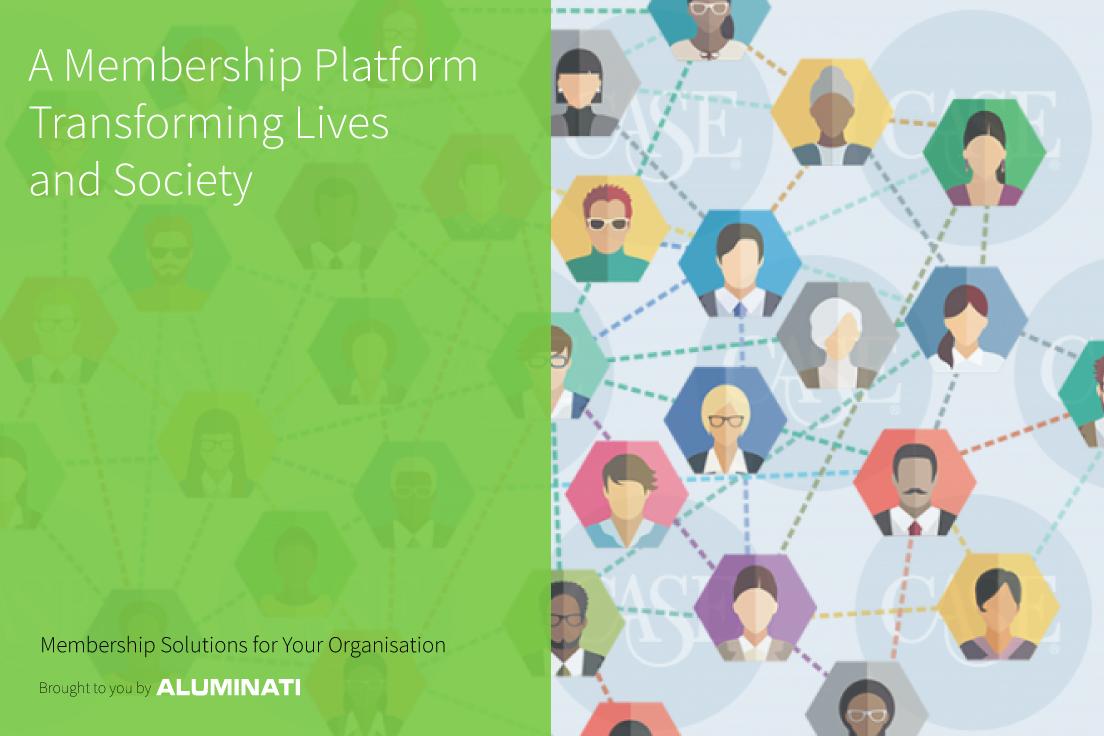 A Membership Platform Transforming Lives and Society